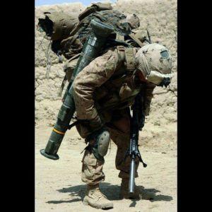 Marine corps hump