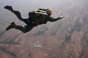 Marine Corps jump school