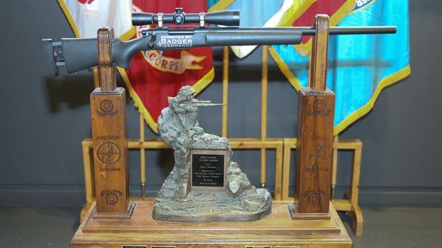 International sniper trophy