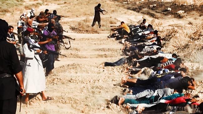 ISIS murders