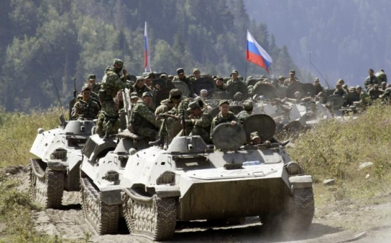 Russia Troops in Syria