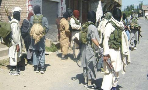 Taliban shadow army