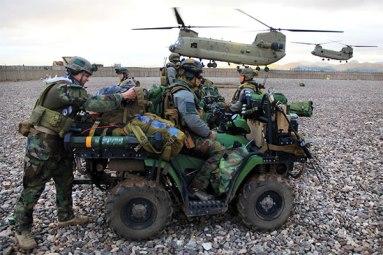 Marsoc Marines w/ gear