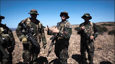 Marine Raiders Marsoc