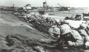 WWII Marines