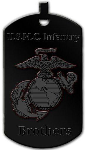U.S.M.C. Infantry Brothers